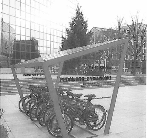 bikeshelter